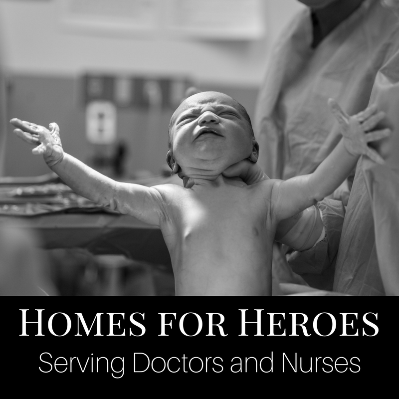 Homes for Heroes Medical Hospital Staff