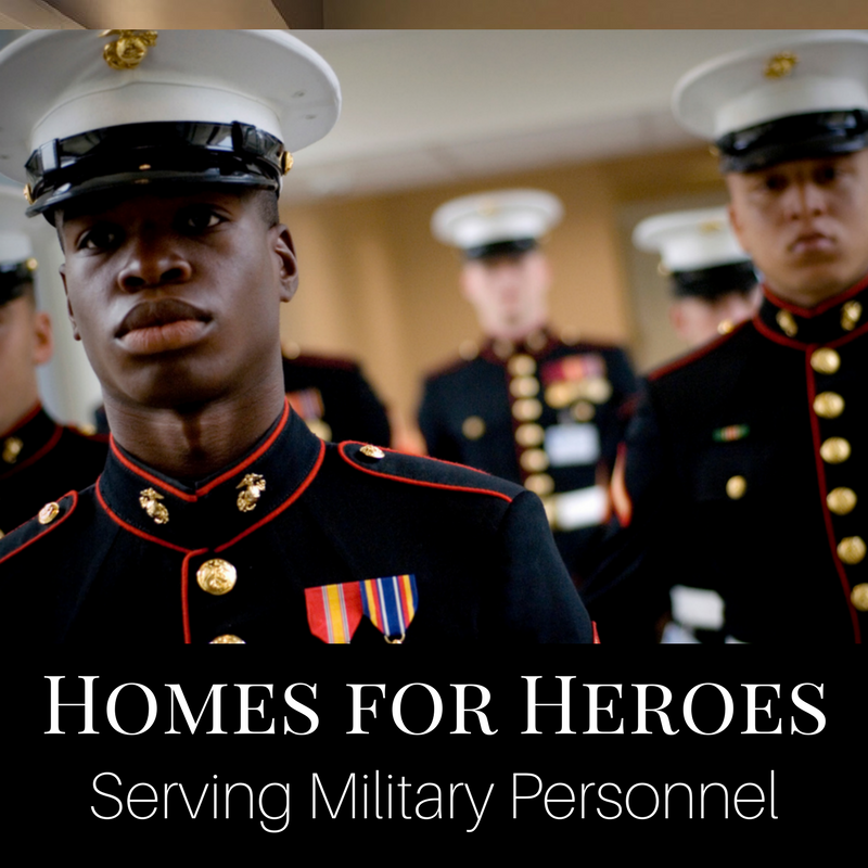 Homes for Heroes First Responders